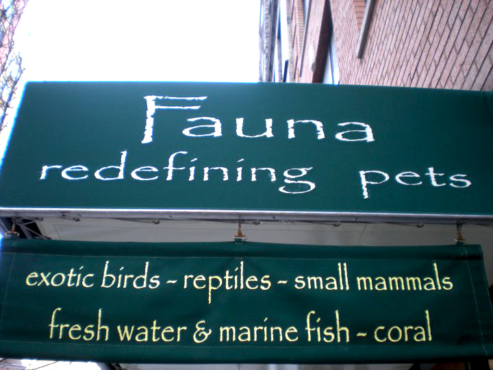 Fauna-Storefront
