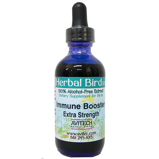 Avitech Immune Booster Herbal Supplement