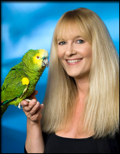 Barbara Heidenreich Parrot Training Workshop