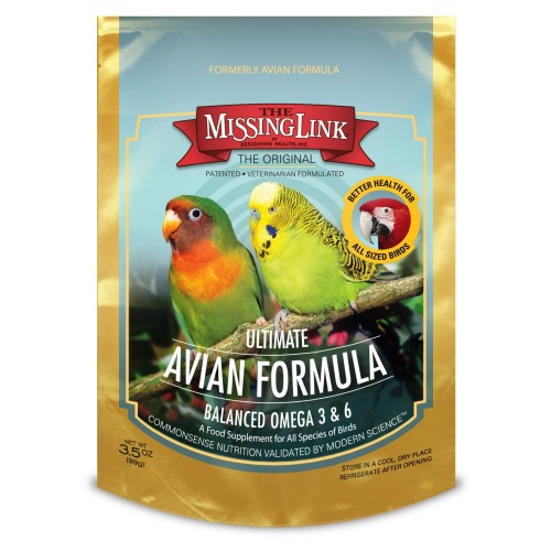 The Missing Link: Ultimate Avian Formula