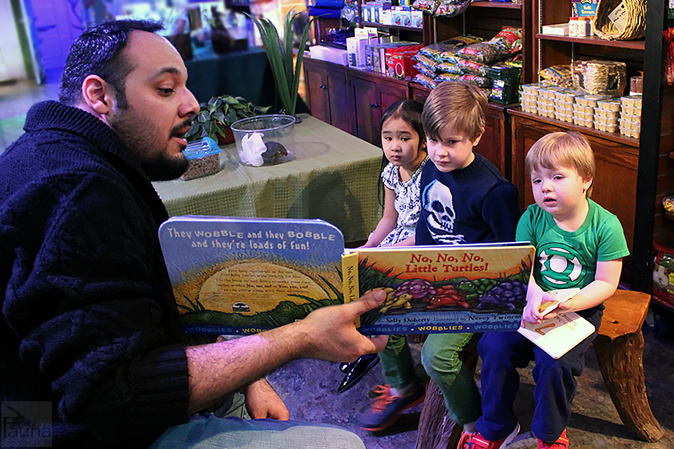 Fauna NYC Children's Story Time